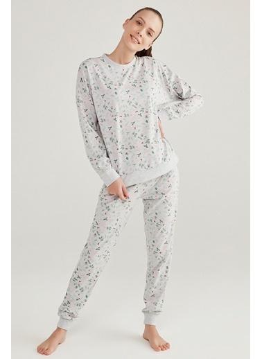 Penti Season Pijama Takımı Gri